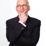 New York Times' best selling author, Seth Godin