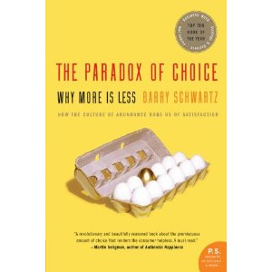 Of choice paradox pdf