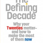 'The Defining Decade' by Dr. Meg Jay