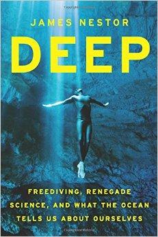 James Nestor, author of, 'Deep'