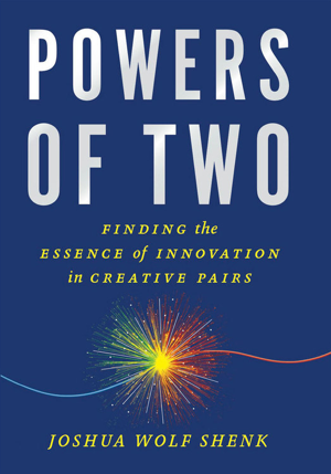 Power of Two - Josh Shenk