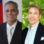 Upendra Chivukula and Veny Musum